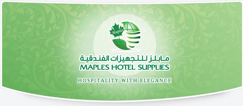 MAPLES HOTEL SUPPLIES ::